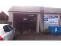 Garage/Workshop FOR SALE. Repair & MoT. Including All Equipment