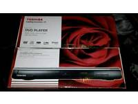 Brand New Boxed Toshiba DVD Player