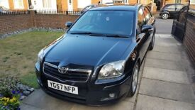 Toyota Avensis 2.2 diesel, full service history 57 plate