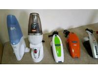 Vax Gator 12.V Rechargeable Cordless Handheld Vacuum Cleaner RRP 49.99