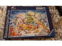 Disney Xmas puzzle