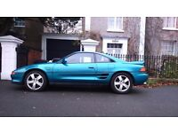 Classic low mileage mr2 mk2 16v Service history MOT and HPI clear
