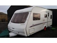 ***REDUCED PRICE***Swift Challenger 490 5 Berth 2005 Caravan ***REDUCED PRICE***