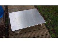 Heavy Duty Stainless Steel Platform Dolly Trolley