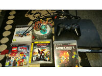 ps3 console bundle in good working order