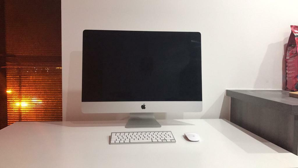 iMac 27 inchin Liverpool, MerseysideGumtree - iMac (27 inch Late 2013)Processor 3.2 GHz Intel Core i5Memory 16GB 1600 MHz DDR3Graphics NVIDIA GeForce GT 755M 1024 MBOS X El Capitan Version 10.11.61.1TB Fusion Drive Added upgrade from Apple.2560x1440 resolutionWireless Magic Mouse and Wireless...