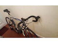 Trek OCLV full carbon road bike