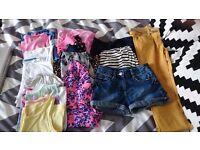 Girls age 10-11 summer bundle