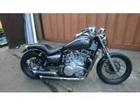 Kawasaki Vn1500 vulcan Harley bobber chopper