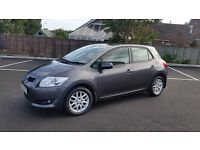 Toyota Auris 2008 TR 1.6 5 Dr 1 YEARS FULL MOT TILL 10.10 .2017 Owned from new