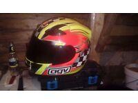 Agv road bike helmet m/l