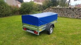New trailer box 6.7 x 4 with cover only £ 530 inc vat