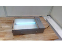 UV light box for sale