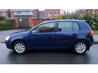 VW GOLF MK5, OWNED FROM NEW, FULL SERVICE HISTORY, LOVELY CONDITION