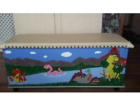 kids toy box (still available)