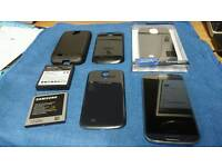 Samsung Galaxy S4 Unlocked with Extra Big Battery Included and Case I9505 4G