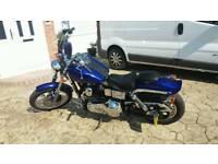 Harley fxdwg 1340 lowrider