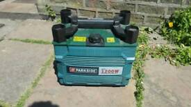 Parkside generator 1200w