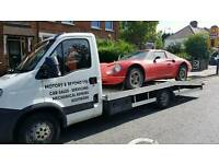 24hrs Recovery services ,within m25 and surrounding areas please txt or call for prices