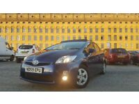 CHEAP TOYOTA PRIUS 1.8 WITH SUN ROOF T Spirit REAR CAMERA & SAT NAV