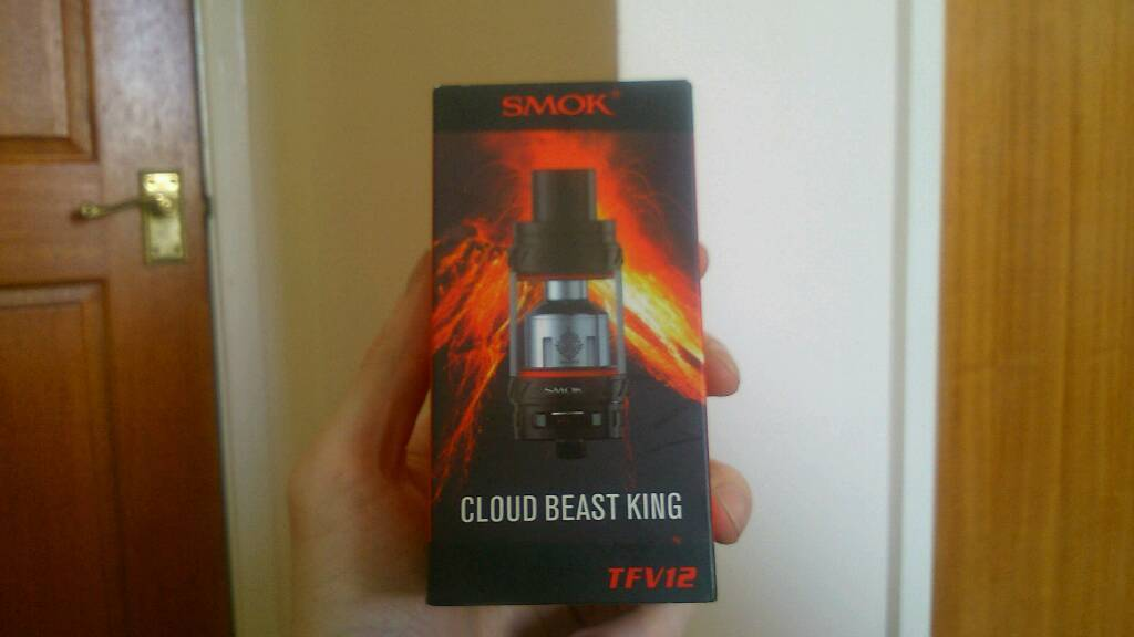Smok cloud beast king tvf12 vape tank | in Cardigan, Ceredigion | Gumtree