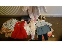 BUNDLE baby clothes 0-6m