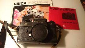 LEICAFLEX SL2 Camera