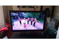 40 Samsung UE40B7020 Ultra Slim Full HD 1080P Crystal LED TV, Digital Freeview, w/Media 2.0