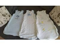 3 baby sleepbags