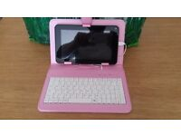 8inch smart tab with keyboard all in folding case