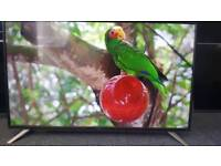"Sharp 49"" LED 4K UHD SMART WIFI FREEVIEW TV"