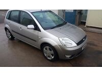 Ford fiesta. SWAP for bigger engine