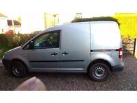 Volkswagen Caddy van. Good condition all round. 11 months MOT.