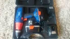Draper 14.4v combi drill