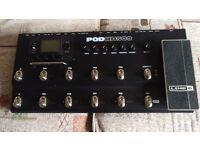 LINE 6 POD HD 500 (Reduced)