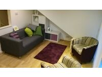 3 Bed Flat - Professional Let - Part Furnished.