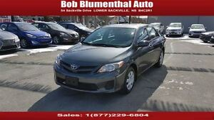 2011 Toyota Corolla Auto w/ AC & Cruise ($64 weekly, 0 down, all