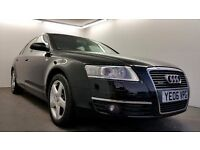 2006 | Audi A6 3.0 TDI SE Quattro | Automatic | 6 Months Warranty | Leather Seats | Sat Nav