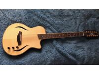12 String Electro Acoustic Guitar