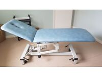 Clinic furniture, treatment couches/beds