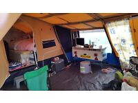 Cherango gl trailer tent 2001
