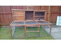 ***RABBIT HUTCH FOR SALE***
