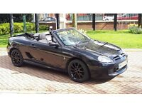 MG TF VVT 1.8I convertible , MOT NOV mgf stunning car FSH