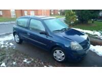 Renault Clio 1.2 Expression 2004