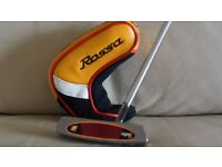 Taylor Made Rossa Agsi Putter with head cover this club is in first class condition
