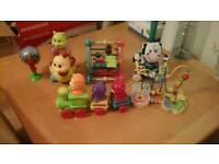 Children free toys 1-3 years old *** pendong collection