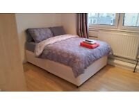 Room for rent in a 2-bedroom apartment in Shepherds Bush - postgraduates and professionals only