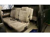 Vw t4 seats transit seats