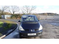 RENAULT ESPACE 2.2 DCI EXPRESSION 7 SEATER