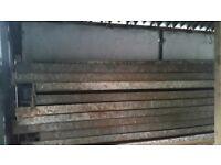 Metal base panel molds